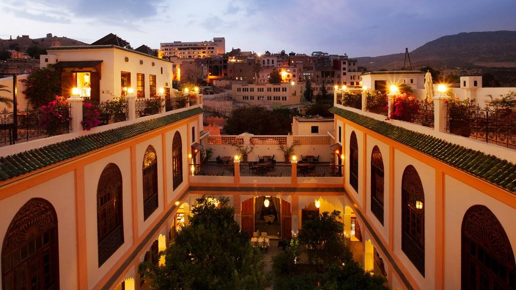 Exterior-PalaisAmani-FezMorocco-CRHotel